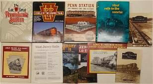 Penn Station & New York Train Books