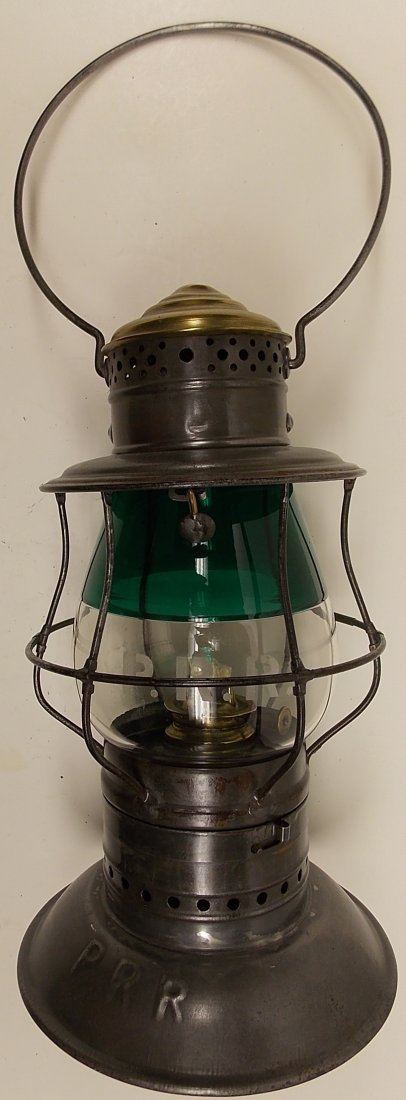 Pennsylvania Railroad Kelly Triple Marked G/C Lantern