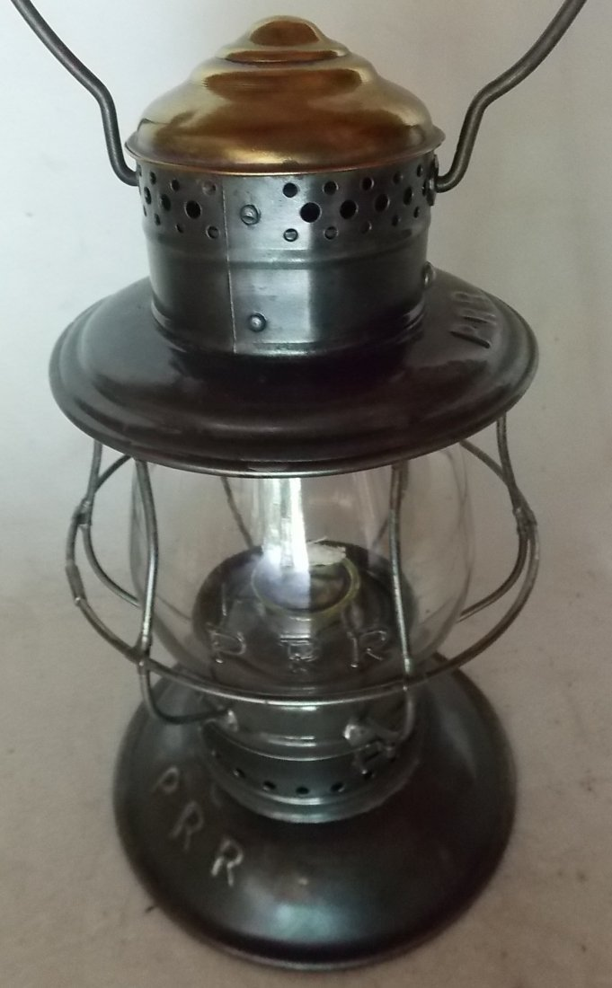 Pennsylvania Railroad BTBB Kelly Lantern