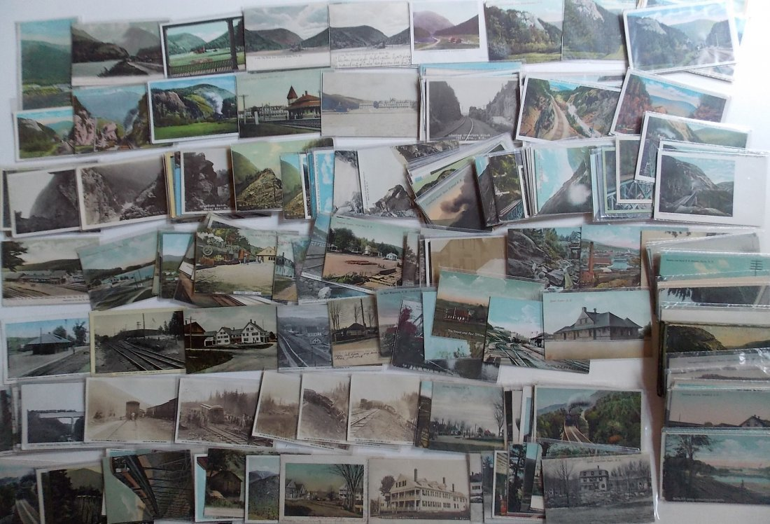 New Hampshire Postcards (210)