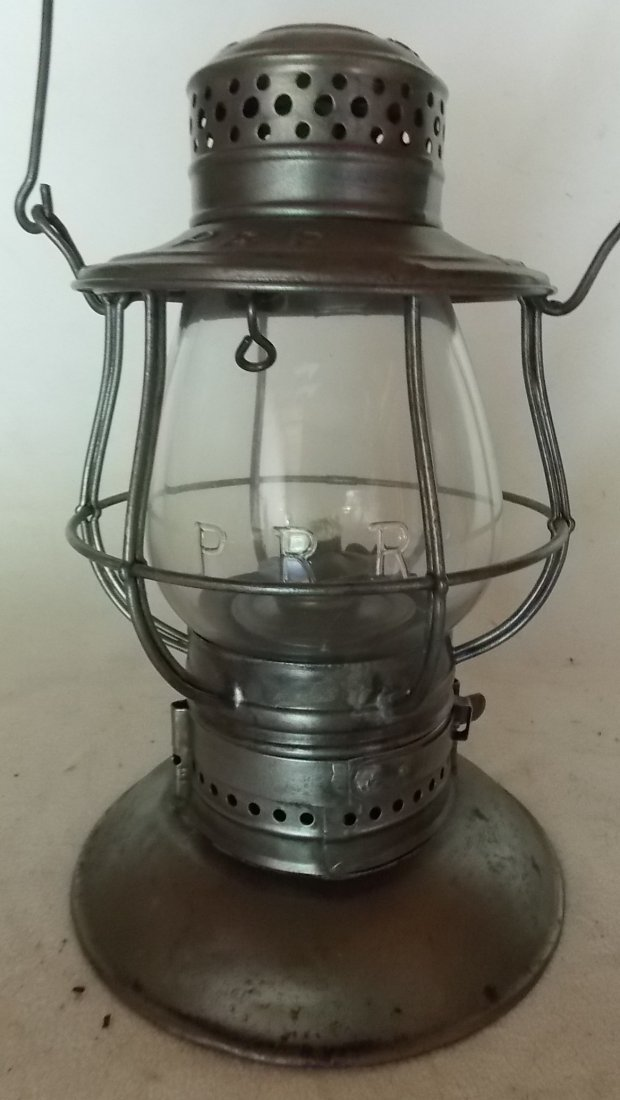 Pennsylvania Railroad Lantern C. T. Ham BB