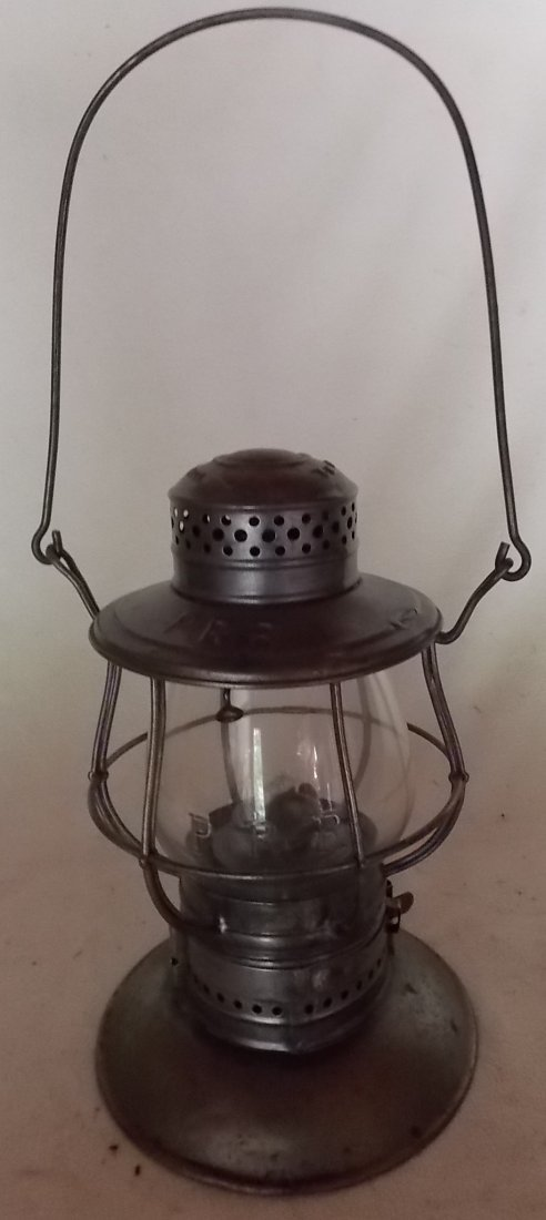 Pennsylvania Railroad Lantern C. T. Ham BB - 2