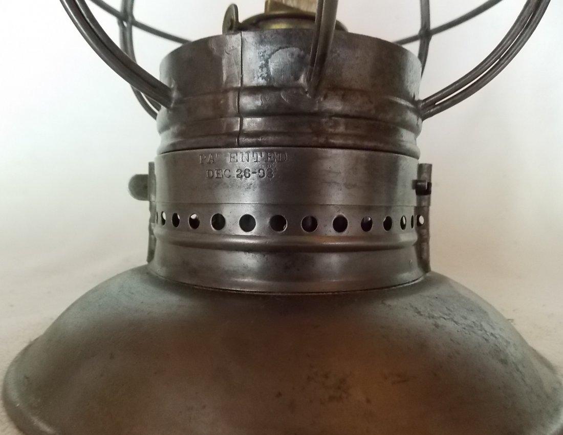 Pennsylvania Railroad Lantern C. T. Ham BB - 4