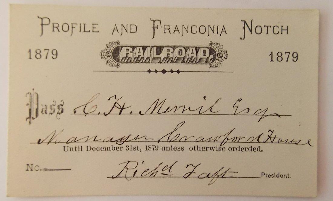 Profile & Franconia Notch Annual Pass
