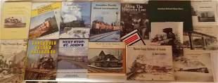 Canadian Railway Books 16