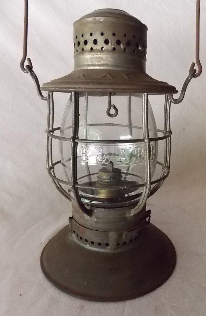 Boston & Albany Ham Bellbottom Lantern