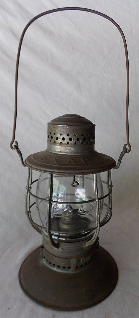 Boston & Albany Ham Bellbottom Lantern - 2