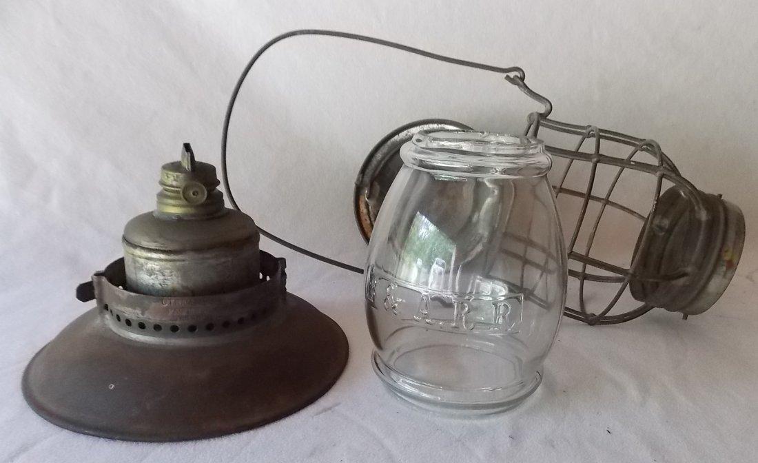 Boston & Albany Ham Bellbottom Lantern - 6