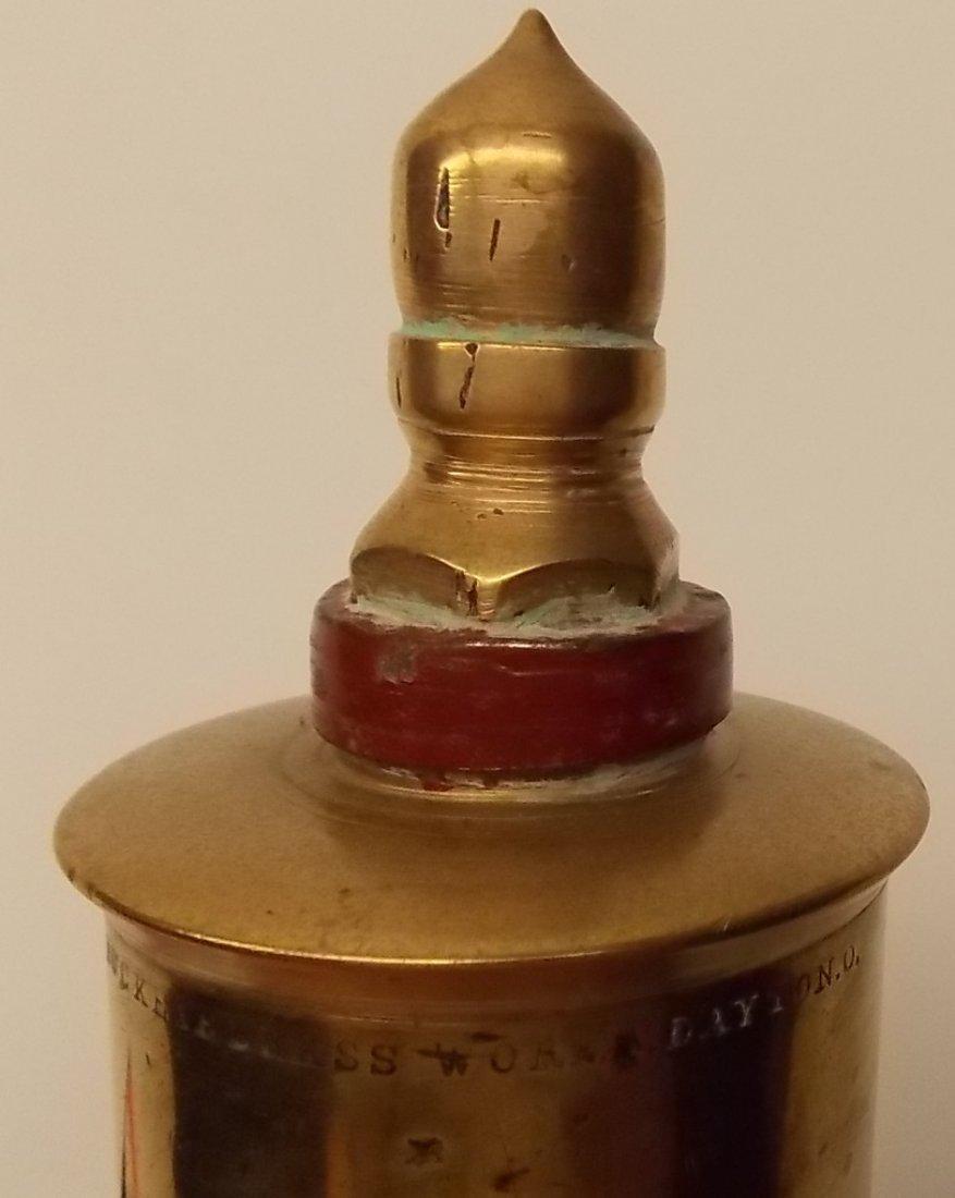 """Buckeye Brass Steam Whistle 2 1/2"""" - 3"""