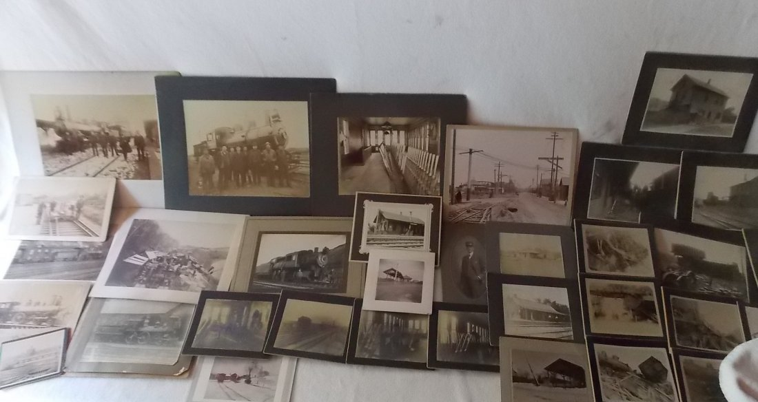Photographs - Mounted on Boards 35
