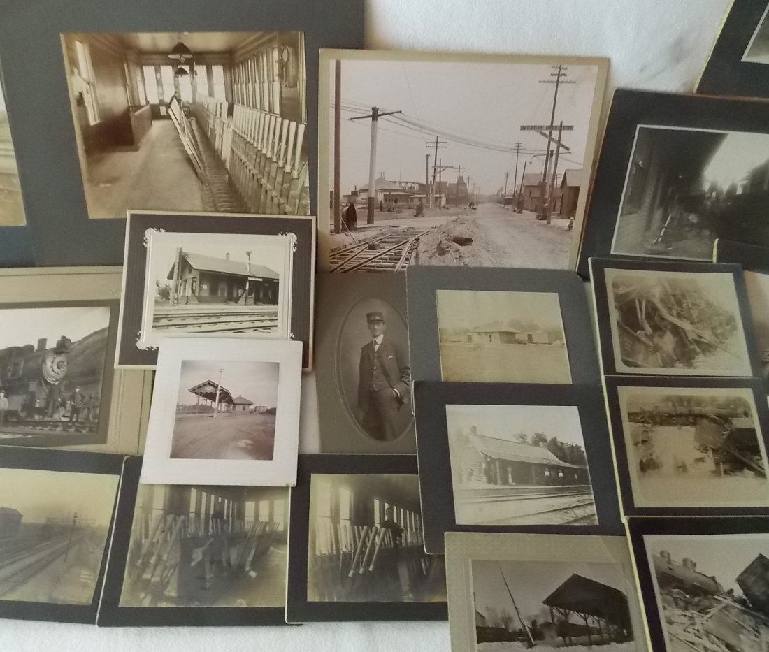 Photographs - Mounted on Boards 35 - 2