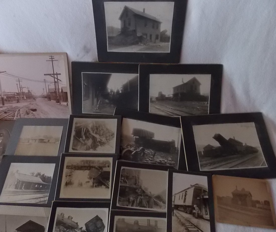 Photographs - Mounted on Boards 35 - 3