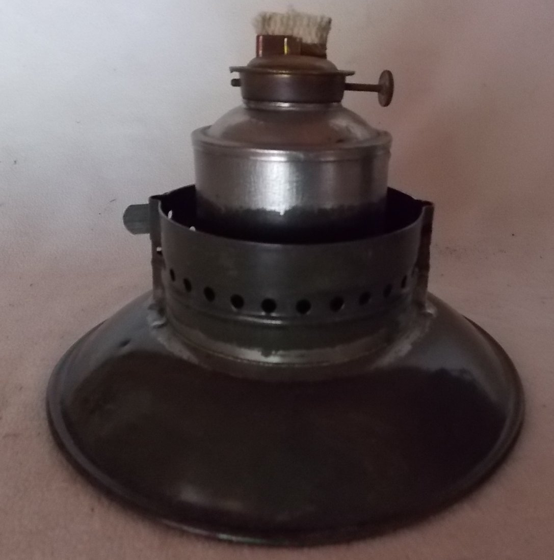 Pennsylvania Railroad Bellbottom Lantern Green - 4