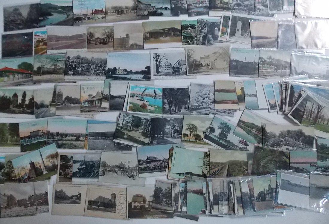 Massachusetts Postcards (150)