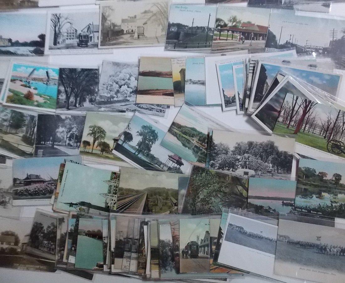 Massachusetts Postcards (150) - 4