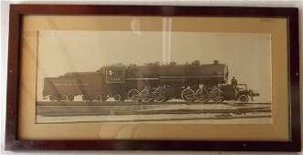 Boston & Albany Builder's Photo Articulated  #1301