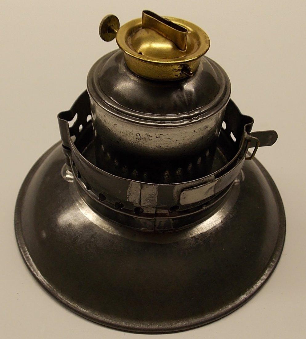 Amber Cast Pennsylvania Railroad Lantern - 4