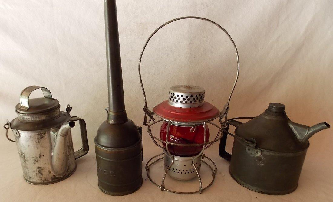 4 NYC Hardware: Lantern, Tin