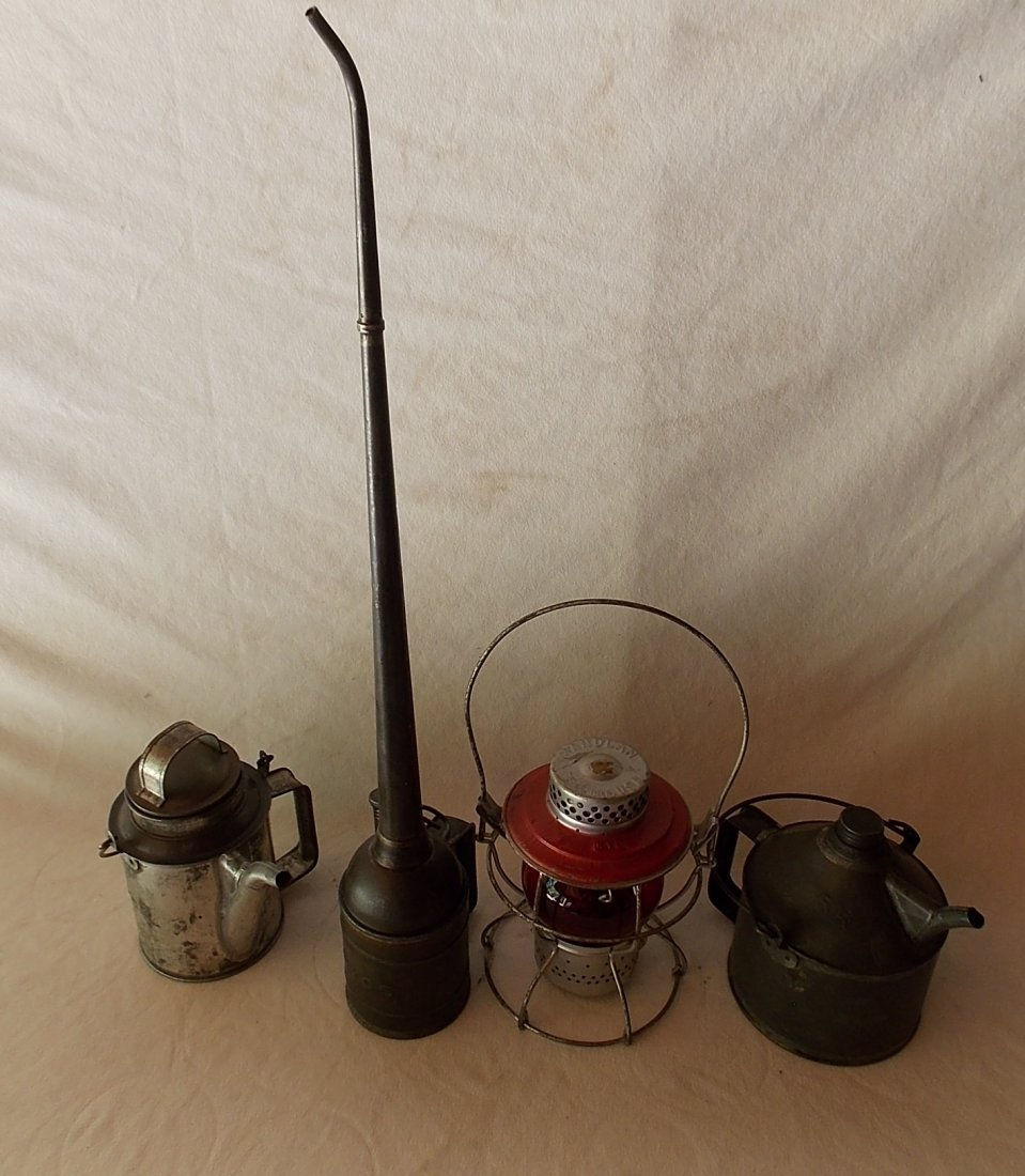 4 NYC Hardware: Lantern, Tin - 2
