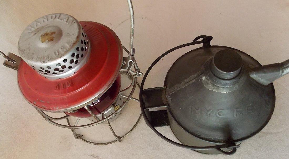 4 NYC Hardware: Lantern, Tin - 3