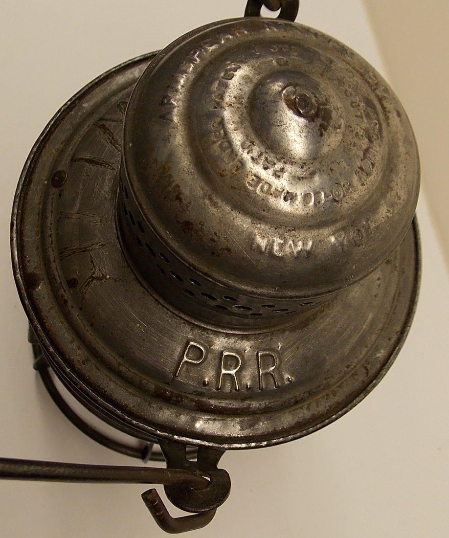 Armspear Pennsylvania Railroad Lantern - 3
