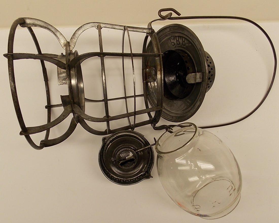 Armspear Pennsylvania Railroad Lantern - 6