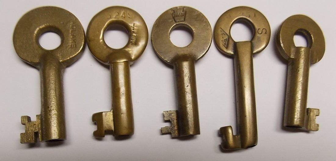 Baltimore & Ohio RR Keys 5 - 2