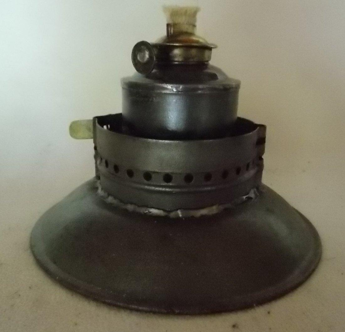 Pennsylvania Railroad A&W BTBB Lantern MacB Red Cast - 5