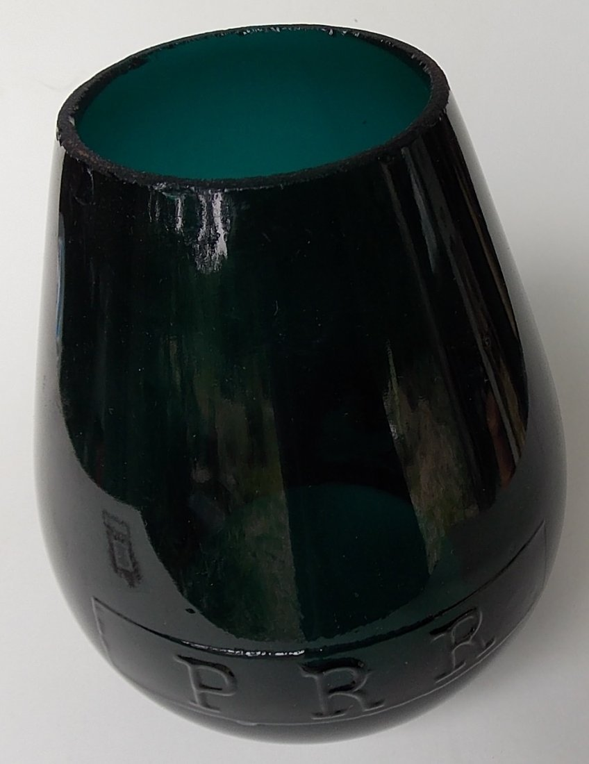 Pennsylvania Railroad BTBB Lantern Green Cast EB - 6