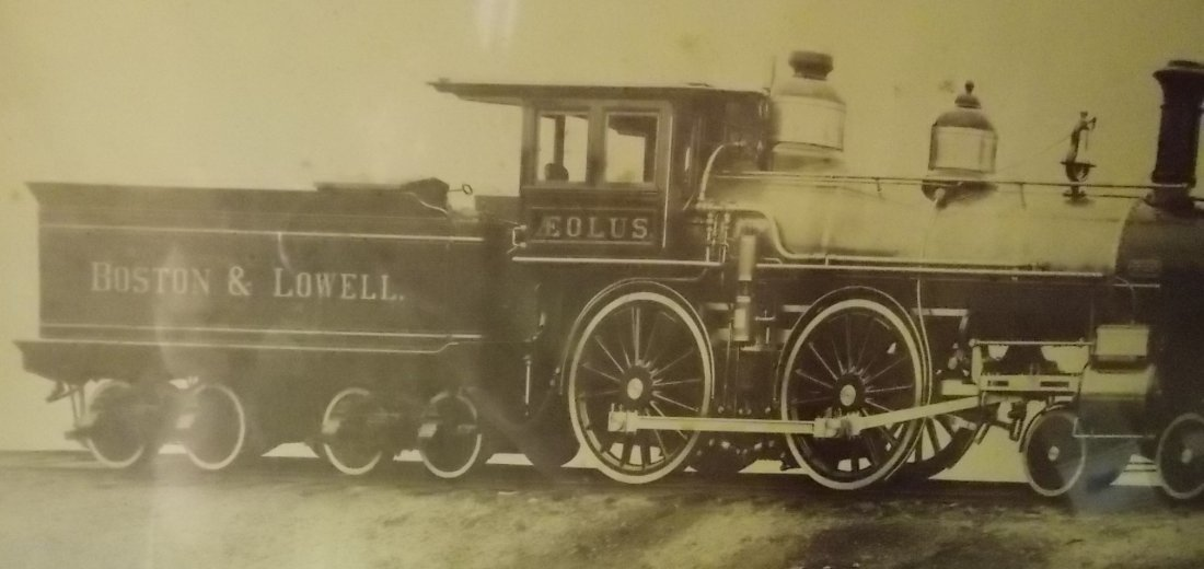 Rhode Island Locomotive Co. Builder Photograph B&L - 3