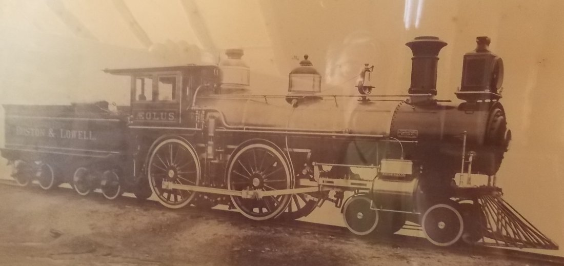 Rhode Island Locomotive Co. Builder Photograph B&L - 4