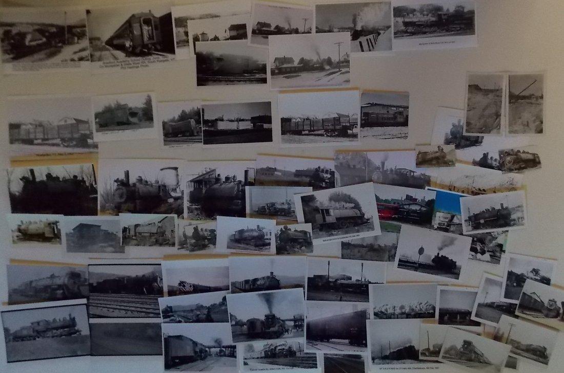 Vermont Railroad Photographs - 3