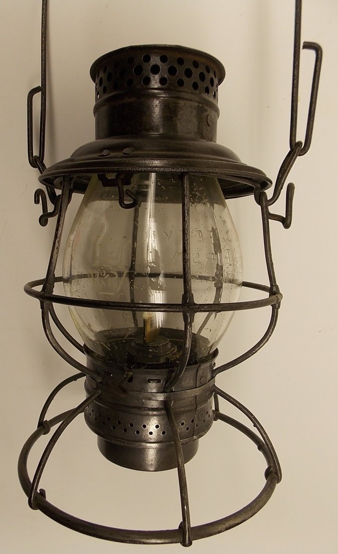 Adlake Reliable Pennsylvania Railroad Lantern