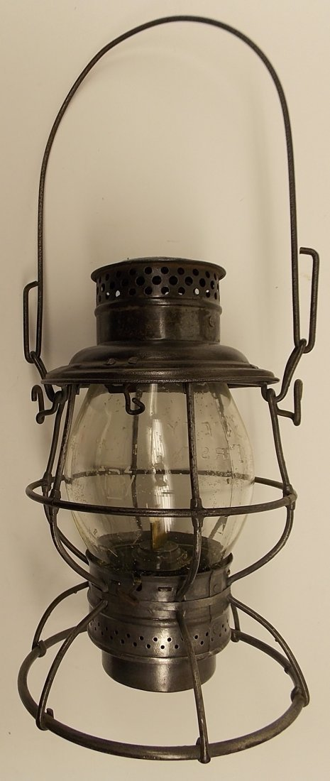 Adlake Reliable Pennsylvania Railroad Lantern - 2