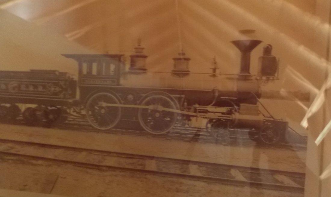 Utica Ithaca & Elmira Locomotive Horseheads Photograph - 3