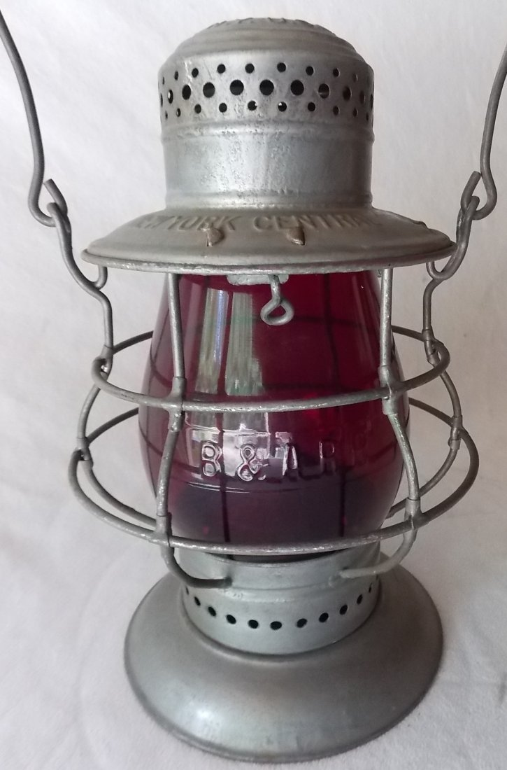 New York Central Bellbottom Dietz Lantern
