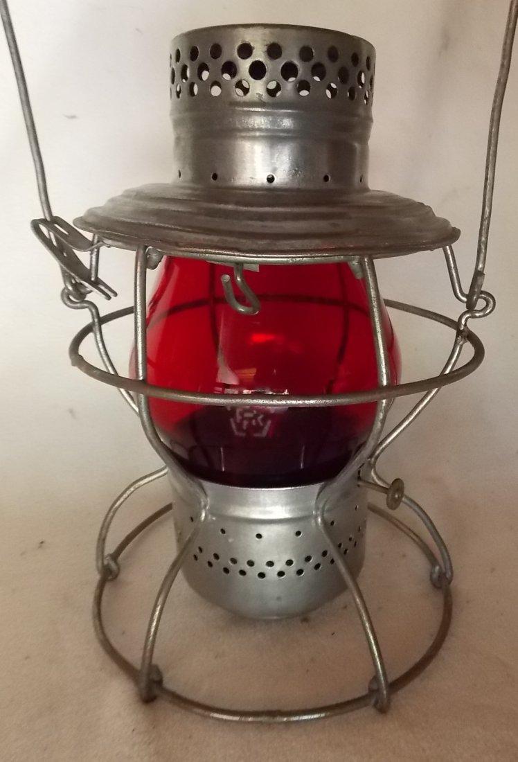 Pennsylvania Railroad Lantern Handlan
