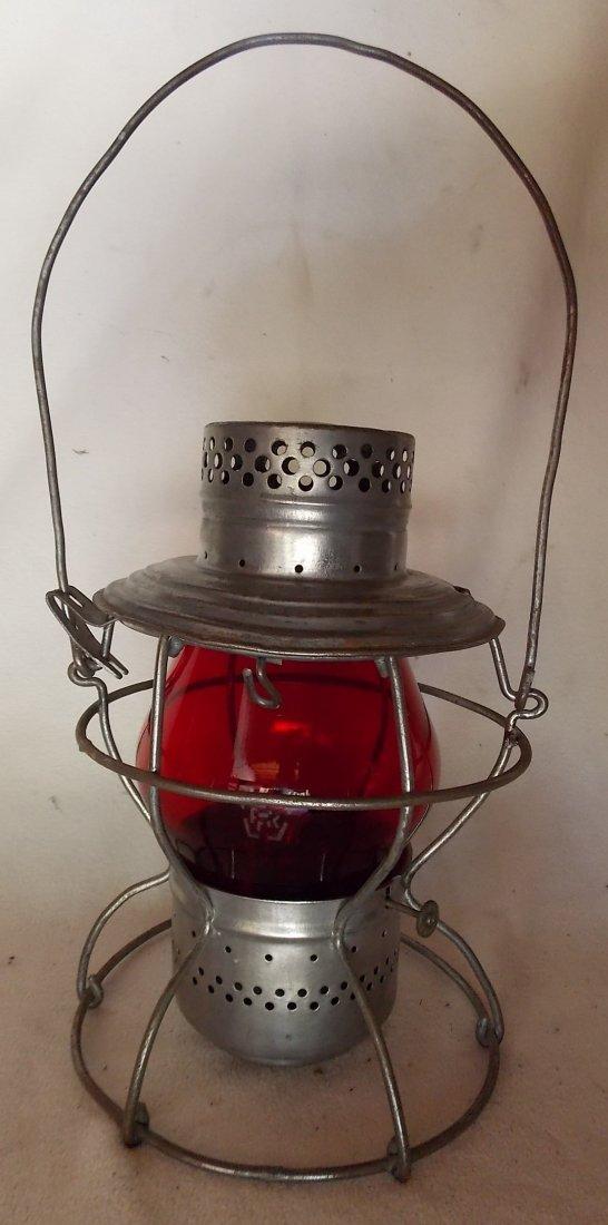 Pennsylvania Railroad Lantern Handlan - 2
