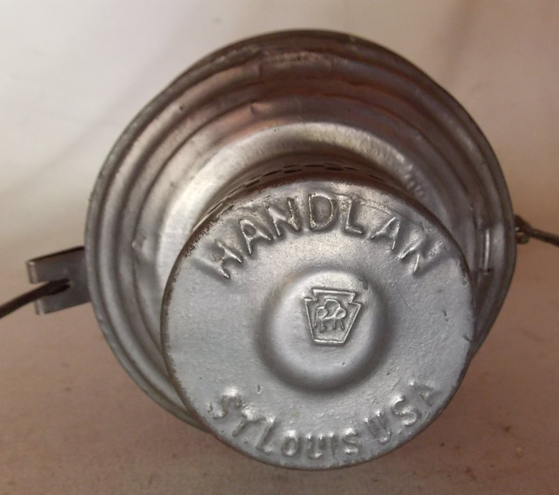 Pennsylvania Railroad Lantern Handlan - 3