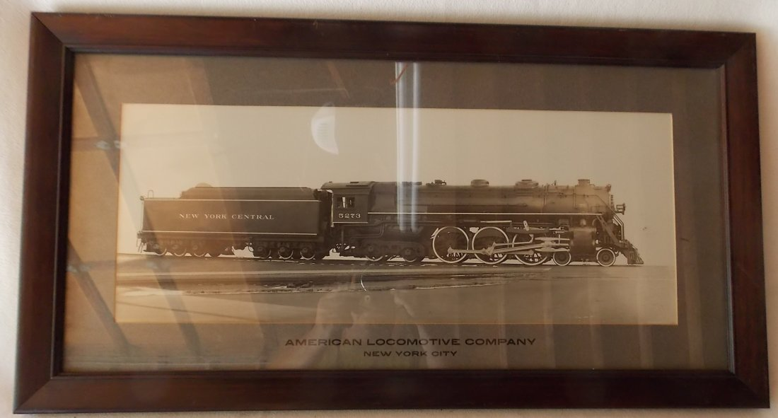 Alco / NYC Locomotive Builder Photograph #5273
