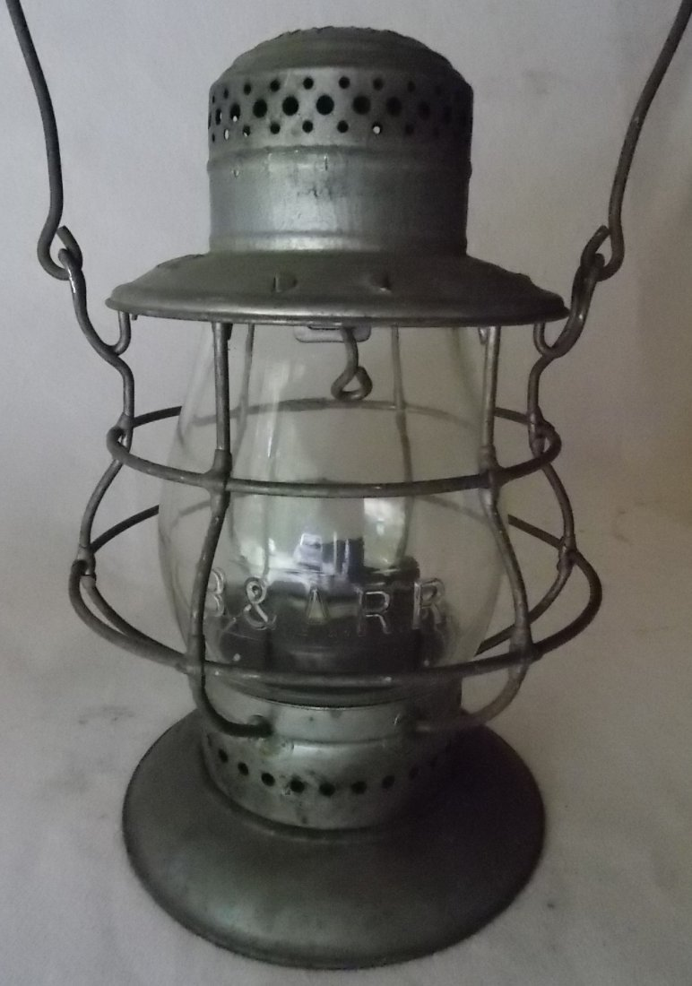 Boston & Albany Railroad Bellbottom Dietz Lantern