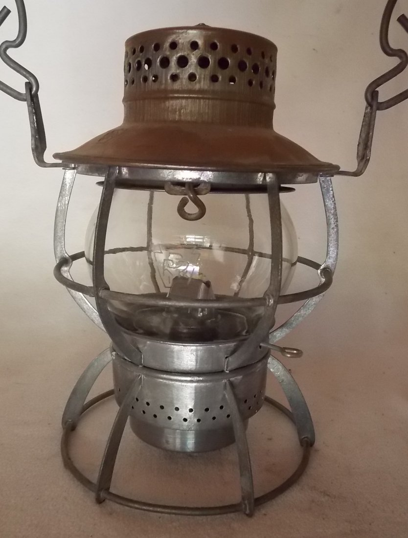 Pennsylvania Railroad Lantern Dressel
