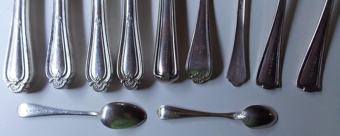 New Haven Railroad Dining Car Flatware - 11 - 2
