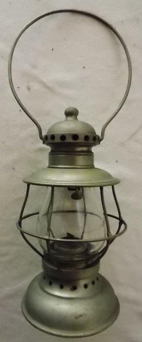 F. O. Dewey Railroad Conductor Lantern 1871 - 2