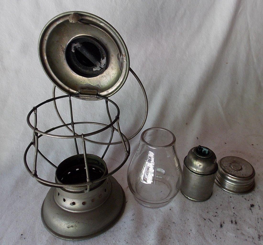 F. O. Dewey Railroad Conductor Lantern 1871 - 6