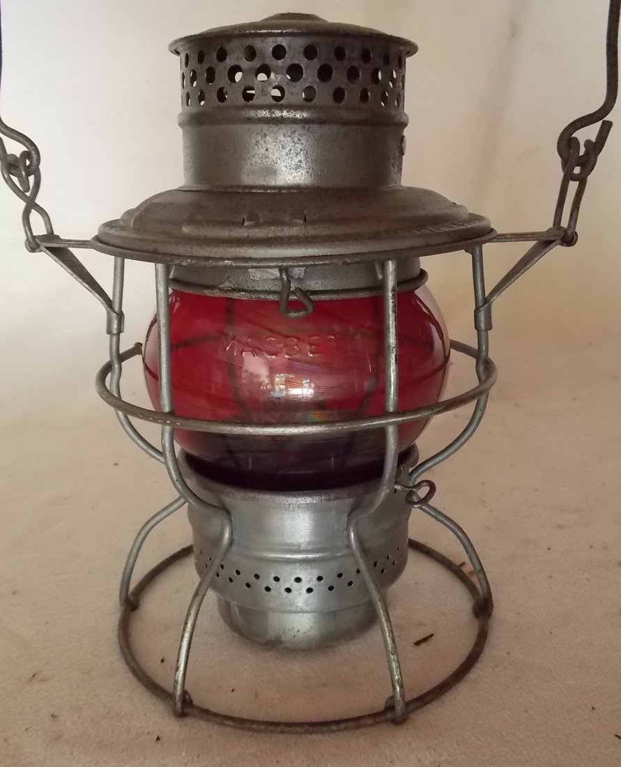 Pennsylvania Railroad Lantern Kero 200