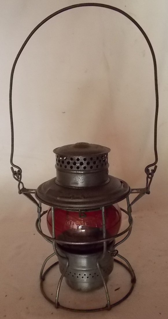 Pennsylvania Railroad Lantern Kero 200 - 2