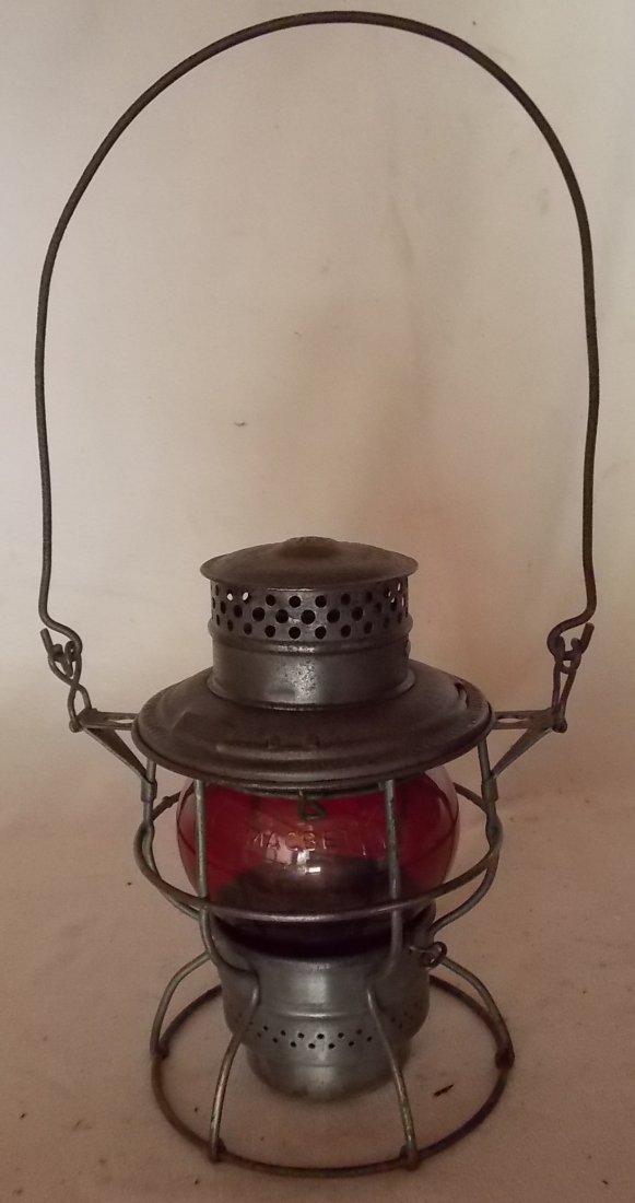 Pennsylvania Railroad Lantern Kero 200 - 2