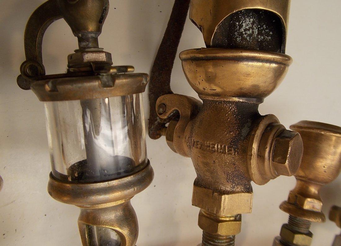 Lunkenheimer Brass Whistle Advertising Arch - 5
