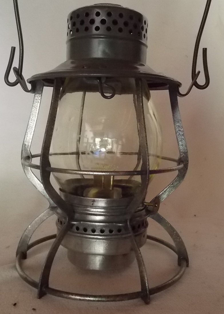 Pennsylvania Railroad Lantern Keystone #39